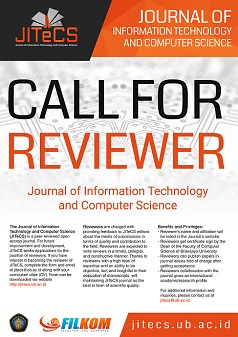 Call For Reviewer JITeCS